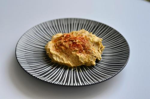 Hummus de garavanzo